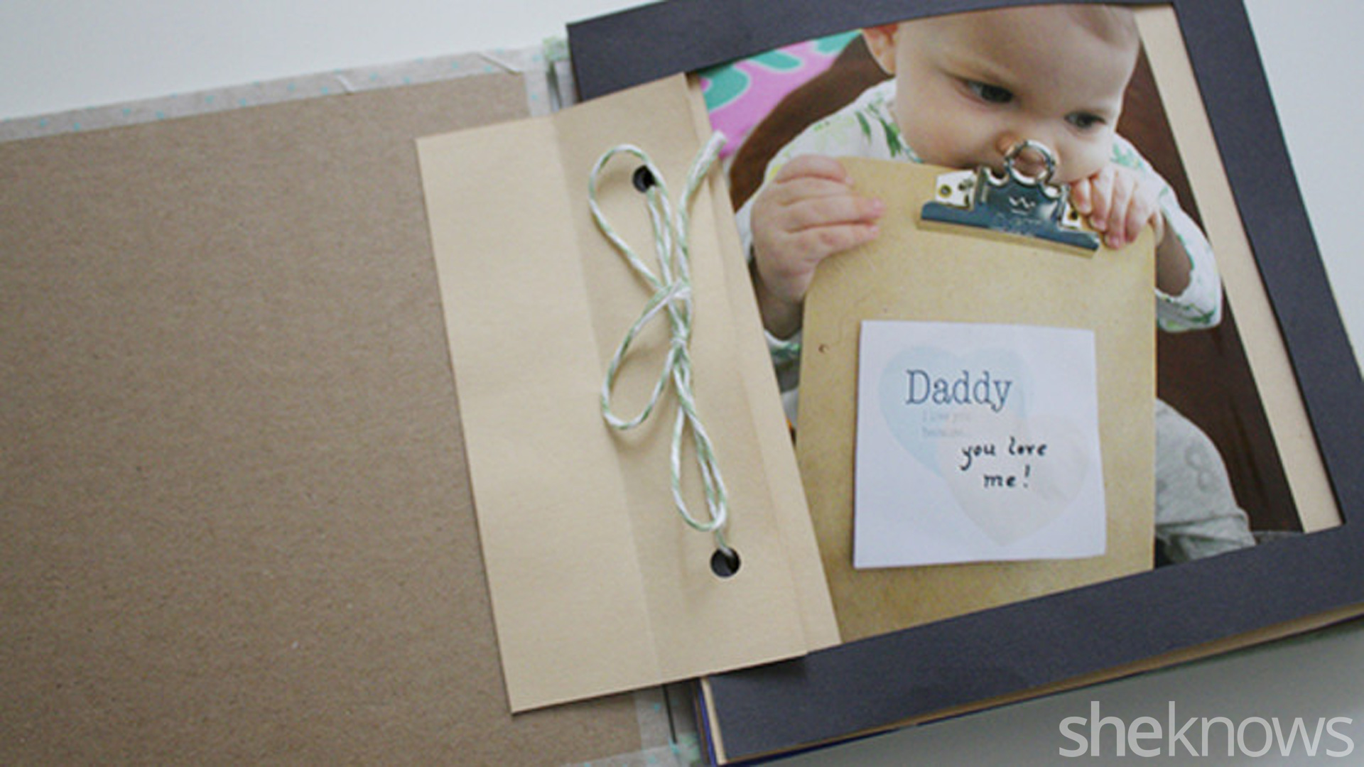 Daddy Booklet