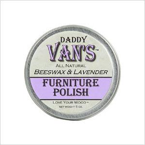 Daddy Vans furniture polish