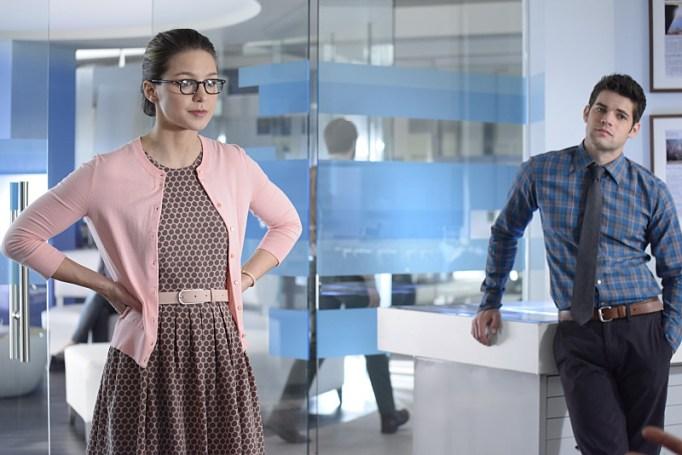 Supergirl Winn episode