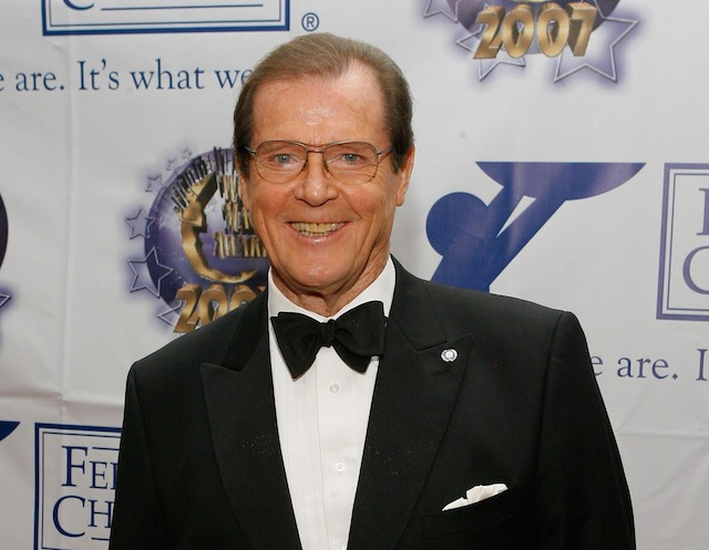 These celebrities died in 2017: Actor Roger Moore