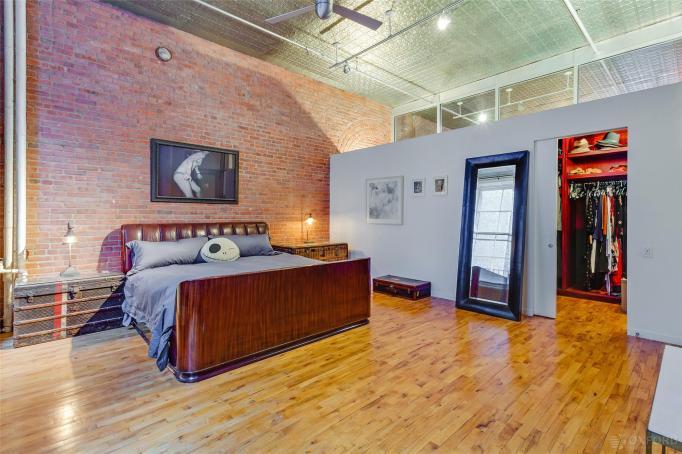 Adam Levine and Behati Prinsloo loft