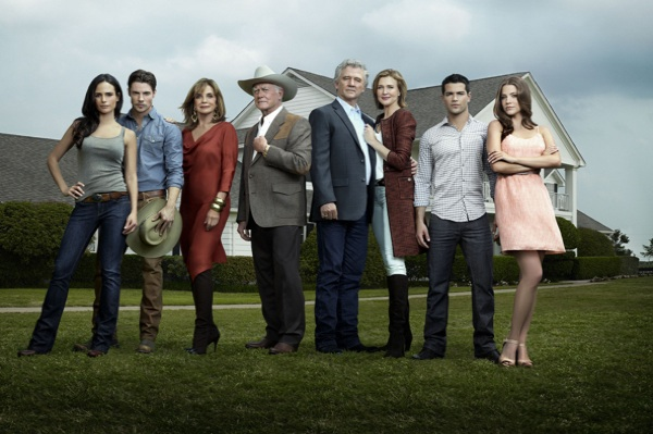 TNT's Dallas Cast
