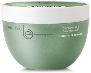 Beautifying Elixir's Damage Cure Clay Masque