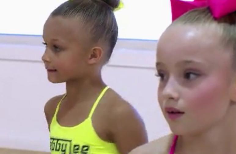 Peyton on Dance Moms