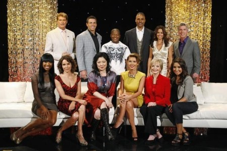 Seaon 11 of Dancing with the Stars has its cast