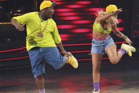 Kyle Massey does his thing on the Dancing with the Stars finale