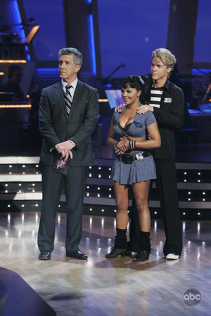 Lil' Kim and Derek Hough were rocking on Dancing with the Stars
