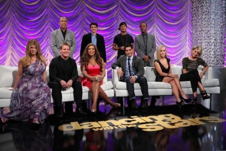 2001 Dancing with the Stars cast