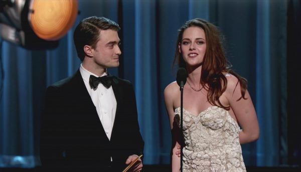 Daniel Radcliffe Kristen Stewart