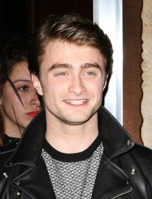 Daniel Radcliffe LA premiere Woman in Black