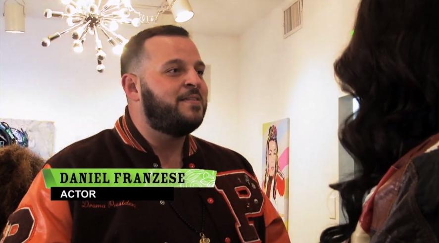 Daniel Franzese on Big Freedia