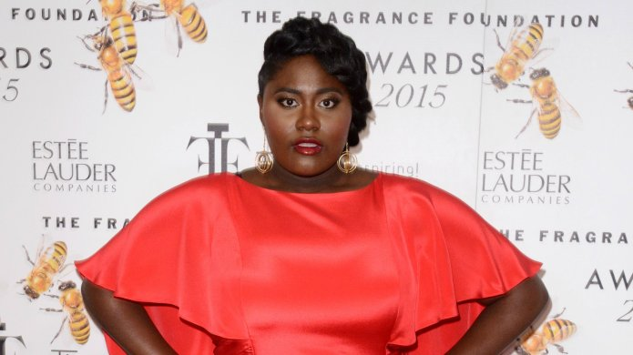 OITNB's Danielle Brooks inspires with curvy,