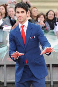 Glee's Darren Criss is headed back to Broadway