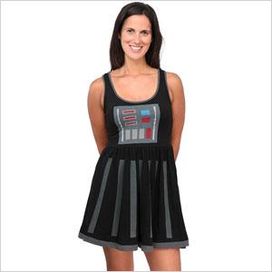 Darth Vader dress