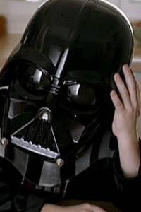 Darth Vader kid