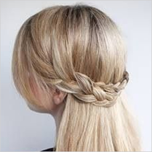 Half crown braid | Sheknows.ca