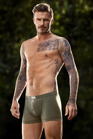 David Beckham birthday