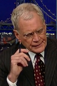 David Letterman admits an affair