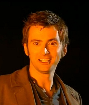 David Tennant Doctor Who 50th Anniversary Special
