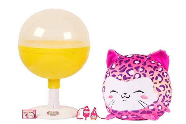 Pikmi Pops Surprise! Jumbo Cat Plush