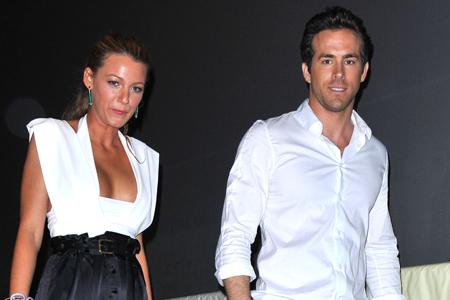 Is Blake Lively rebounding with Ryan