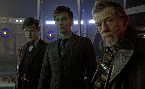 Day of the Doctor still