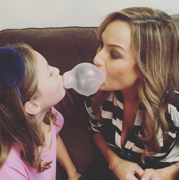 Giada De Laurentiis and her daughter Jade