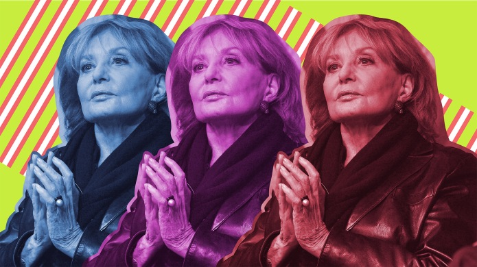 The Best Questions Barbara Walters Has
