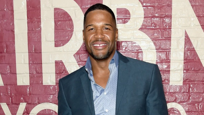 GMA's Michael Strahan Wants to Put