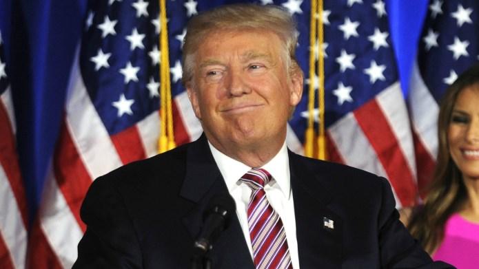 Donald Trump's hair through the years