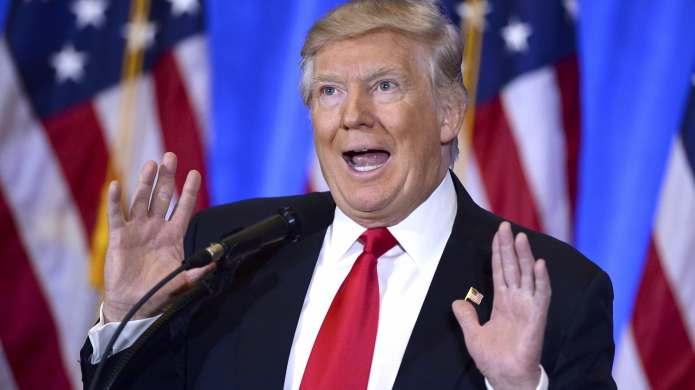 Twitter Fixes Donald Trump's #InternationalWomensDay Tweet