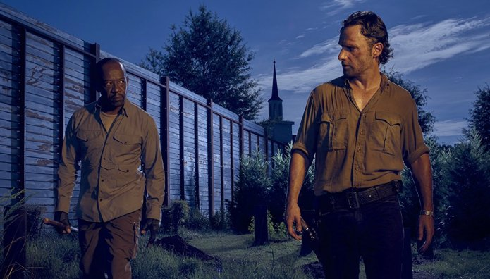 Another Beloved Walking Dead Character May