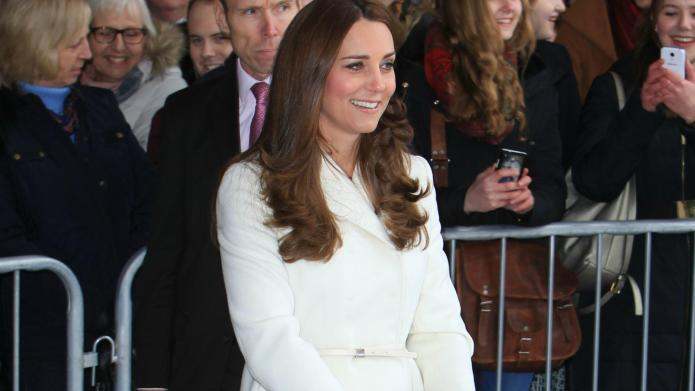 Celeb bump day: Kate Middleton, Ashlee