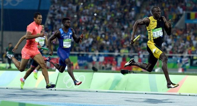 Usain Bolt Olympics 2016