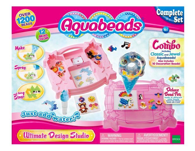 Aquabeads Ultimate Design Kit