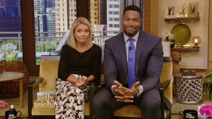 All of Kelly Ripa's co-hosts since