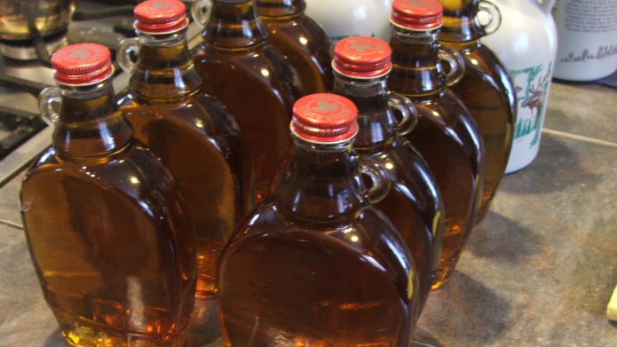 Maple syrup isn't just good on
