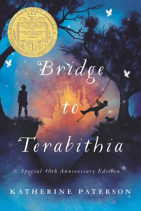 'Bridge to Terabithia' by Katherine Paterson