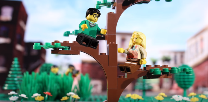 Groom makes a must-watch Lego movie