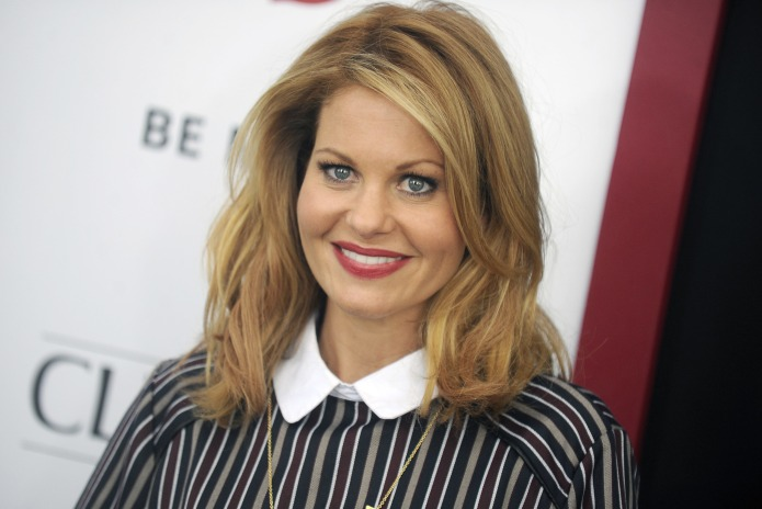 Candace Cameron Bure's food diary made