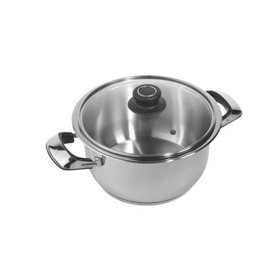 Practical but professional cookware