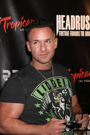 """Jersey Shore's """"The Situation"""" has """"medication"""