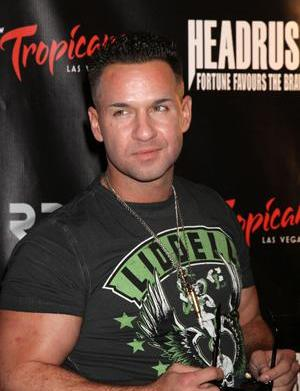 "Jersey Shore's ""The Situation"" has ""medication"