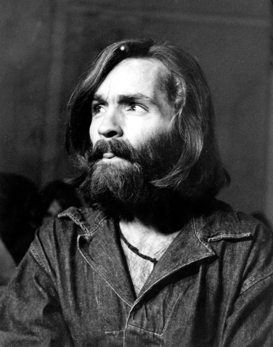 Celebrities Who Died in 2017: Charles Manson