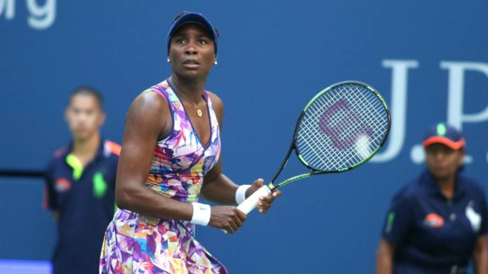 Venus Williams Sends a Message to