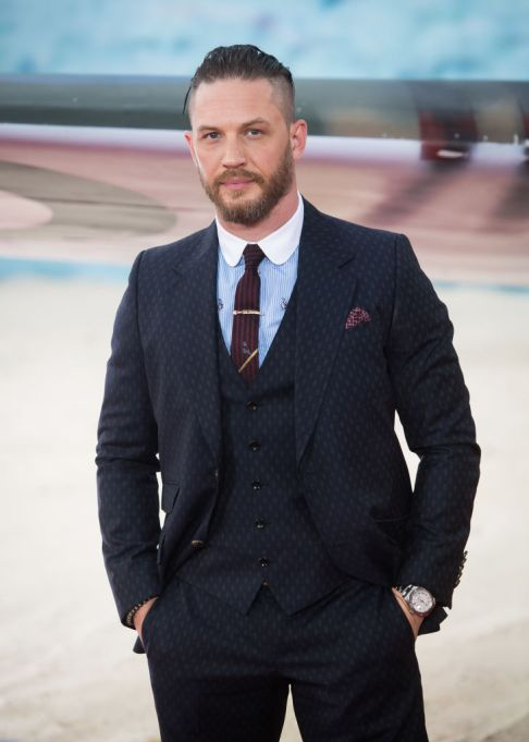 Celebrities Who Don't Label Their Sexuality: Tom Hardy