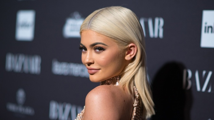 Meet Kylie Jenner, Mommy Blogger