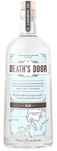 Death's Door booze