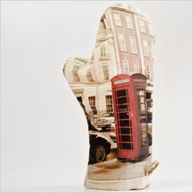 London oven mitt