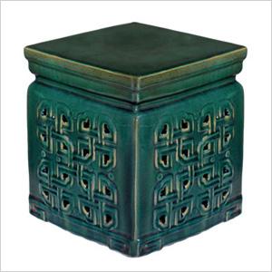 Ceramic stool